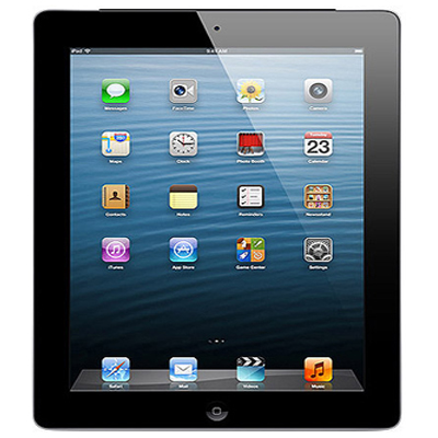 iPad 4 Wifi 3G 16GB Đen