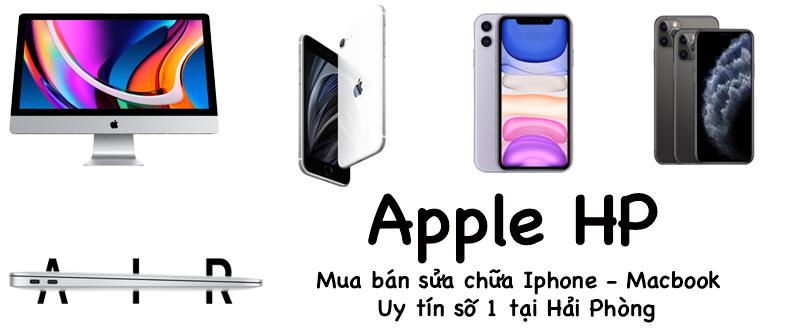 Bán Iphone , Macbook uy tín tại Hải Phòng