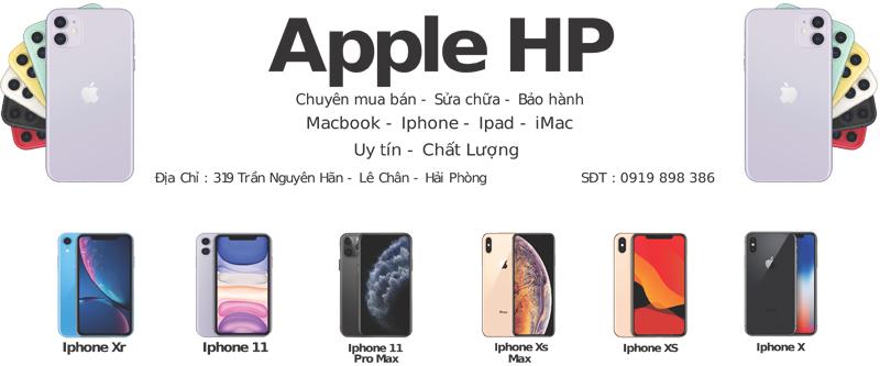 Bán Macbook , bán iphone tại Hải Phòng
