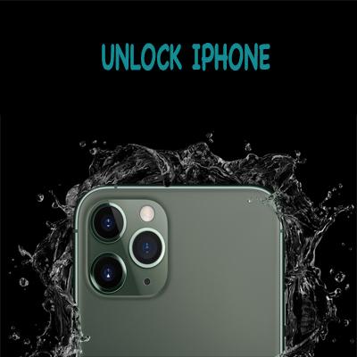 Unlock mở khoá nhà mạng điện thoại iPhone
