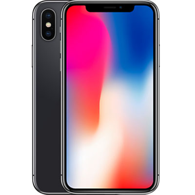 iPhone X - 64G - Đen