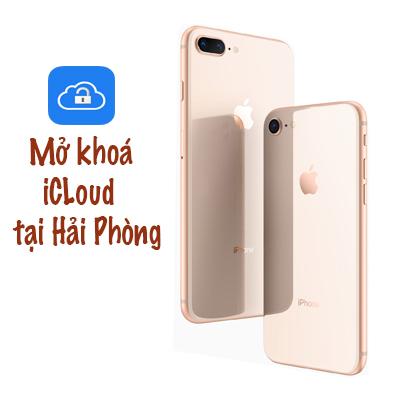 Phá iCloud iPhone 8 PLus