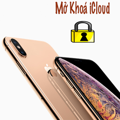 Phá iCloud iPhone XS