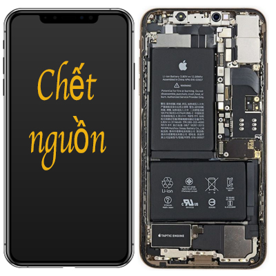Sửa Nguồn iPhone XS Max