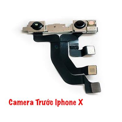Thay Camera trước cho iPhone X