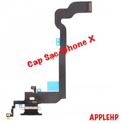 Thay Cáp Sạc Pin cho iPhone X