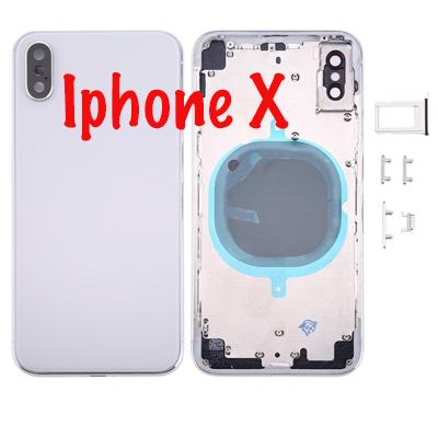Thay khung vỏ cho iPhone X