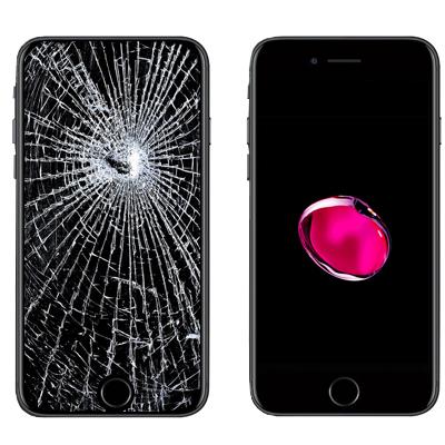 Thay kính iPhone 7G