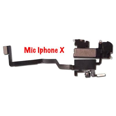 Thay Mic cho iPhone X