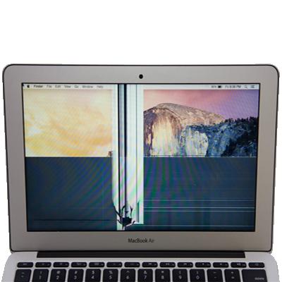 Làm gì khi màn hình Macbook bị vỡ