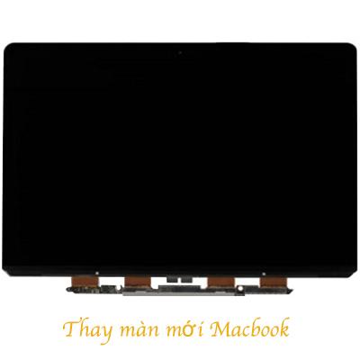 Thay mới màn Macbook 2017