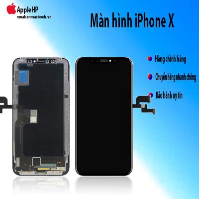 Thay màn hình iPhone X