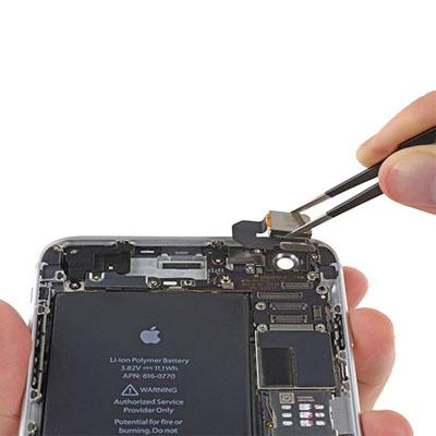 Chương trình thay thế Camera sau cho iPhone 6 Plus